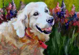 Dugan Oil Portrait