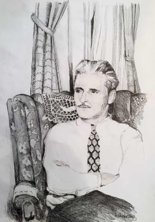 Seated Man2