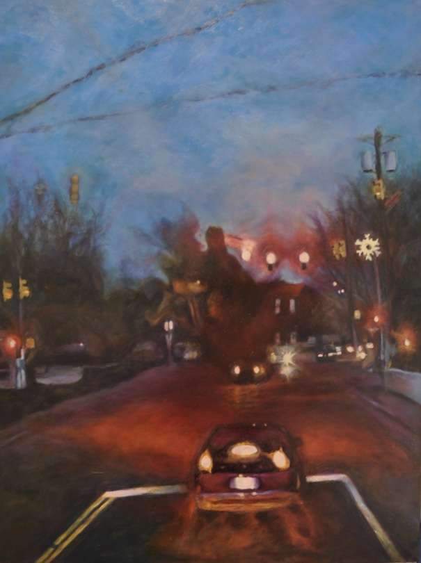 Carrboro After 5 - Oil 2013